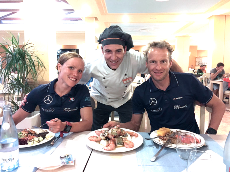 Kaisa, Timo and Viva Chef