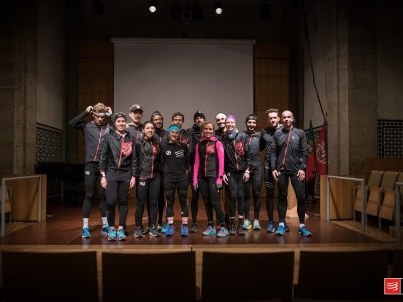 Compressport team 2018